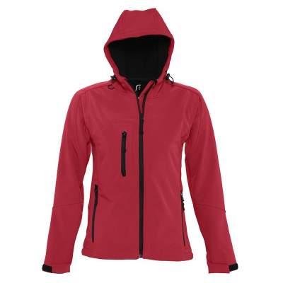 Купить Куртка женская с капюшоном Replay Women с нанесением 3998р.