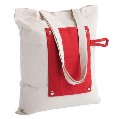 Купить Холщовая сумка Dropper, складная с нанесением 249р.