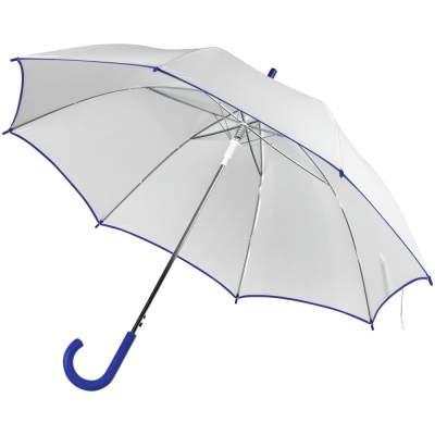 Купить Зонт-трость Unit White с нанесением 640р.