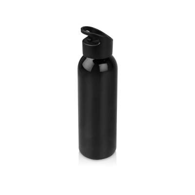 Бутылка для воды Plain 630 мл, черный