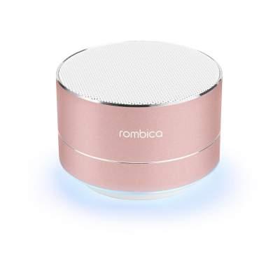 Портативная акустика Rombica Mysound BT-03 3C, розовый