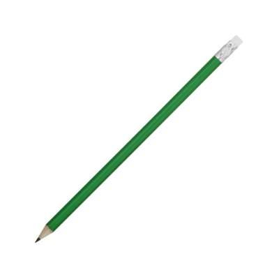 Карандаш Графит C, зеленый