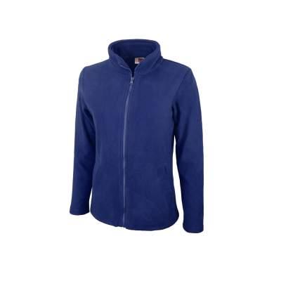 Куртка флисовая Seattle женская, синий
