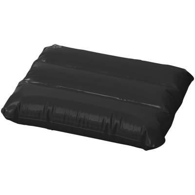 Надувная подушка Wave, черный