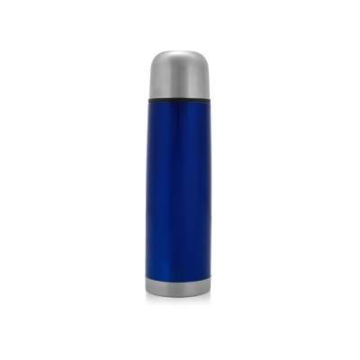 Термос 500 мл, синий (Р)