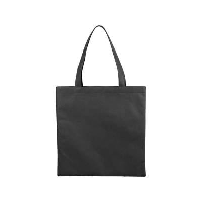 Небольшая нетканая сумка Zeus для конференций, черный