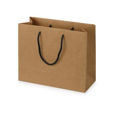 Пакет подарочный Kraft M, 30x25x12 см
