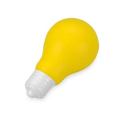 Антистресс Лампочка, желтый