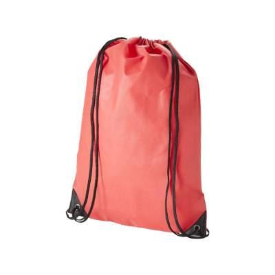 Рюкзак-мешок Evergreen, красный