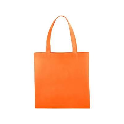 Небольшая нетканая сумка Zeus для конференций, оранжевый