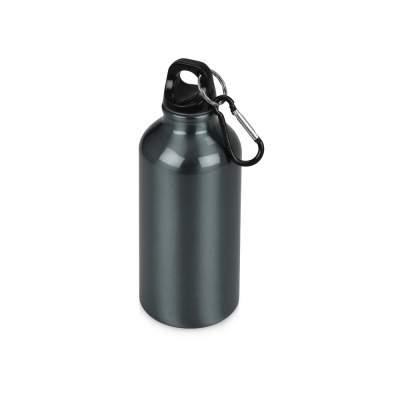 Бутылка Oregon с карабином 400мл, мокрый асфальт