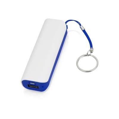 Портативное зарядное устройство (power bank) Basis, 2000 mAh, синий