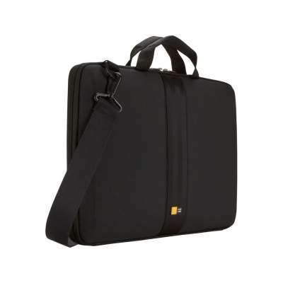 Чехол для ноутбука 16 Case Logic с ручками и ремешком, черный
