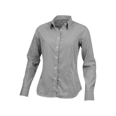 Рубашка Net женская с длинным рукавом, серый