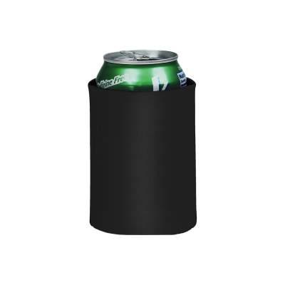 Складной держатель-термос Crowdio для бутылок, черный