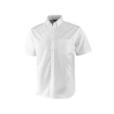 Рубашка Stirling мужская с коротким рукавом, белый