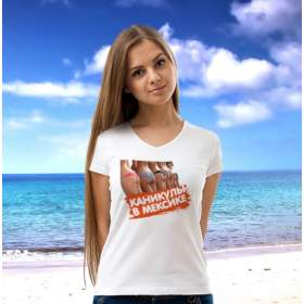 Печать фотографий на футболках