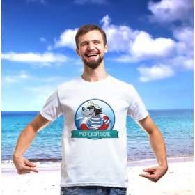 Закзаать печать на футболке