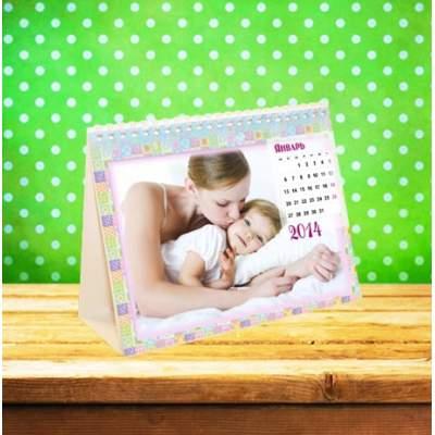 Перекидной календарь с фотографией | Подарки на заказ