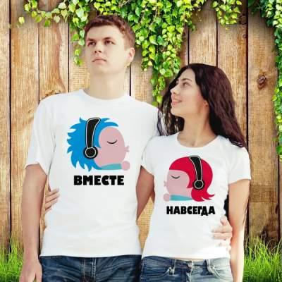 Фотопечать на футболках | сувенирная продукция