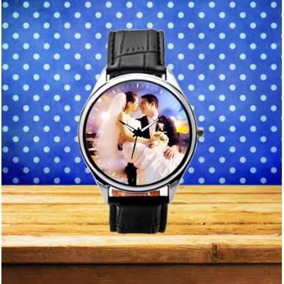 Наручные часы с фотографией