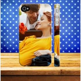Чехол 3D iPhone 4/4s с фото