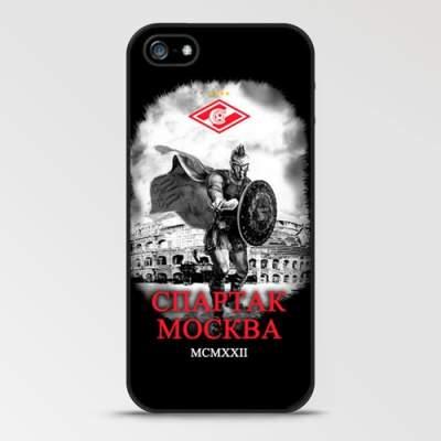 Чехол на iPhone Спартак