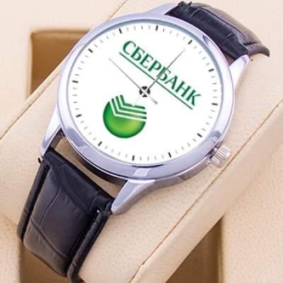 Промо часы с логотипом компании