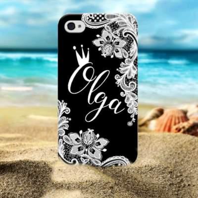 Чехол на iPhone для девушки