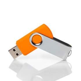 Флешка PM001 (оранжевый) с чипом 16 гб
