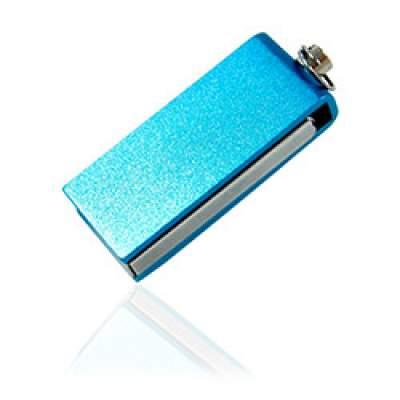 Флешка MN002 (лазурно-голубой) с чипом 4 гб