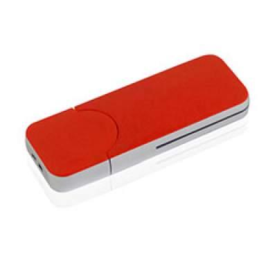 Флешка PL005 (красный) с чипом 4 гб