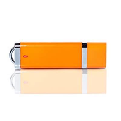 Флешка PL003 (оранжевый) с чипом 4 гб