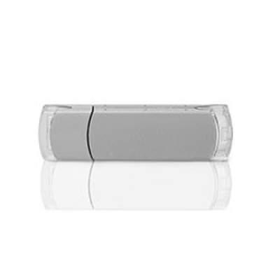 Флешка PM012 (серебро) с чипом 4 гб