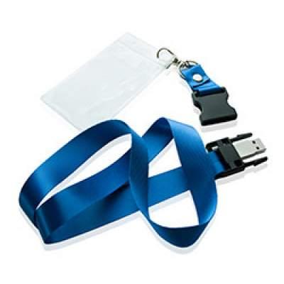 Флешка PL007 (синий) с чипом 64 гб
