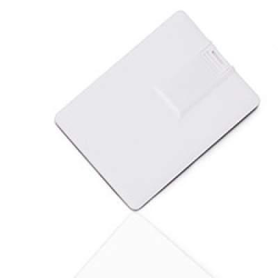 Флешка KR012 (белый) с чипом 8 гб