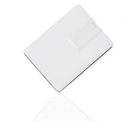 Флешка KR012 (белый) с чипом 4 гб