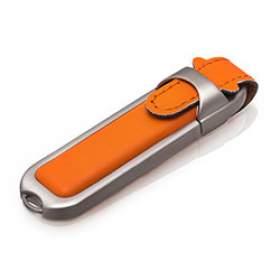 Флешка KJ010 (оранжевый)  8 гб