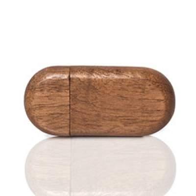 Деревянные USB флешки с логотипом компании | Гравировка | Уф печать