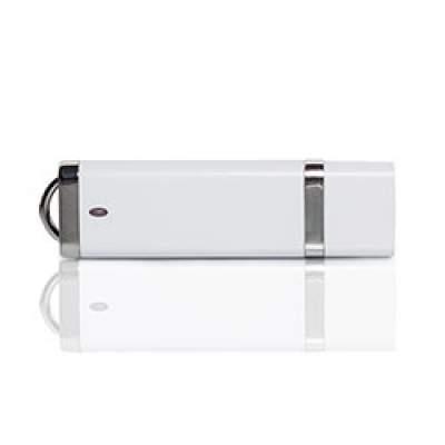 Флешка PL003 (белый) с чипом 8 гб