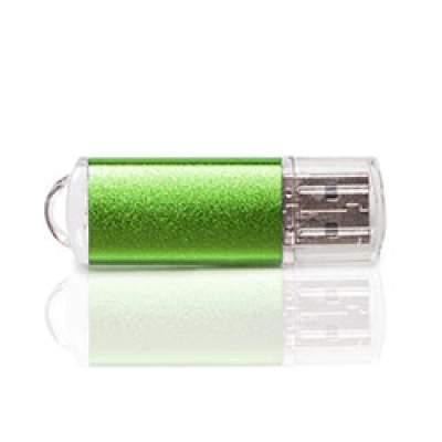 Флешка PM006 (зеленый) с чипом 4 гб
