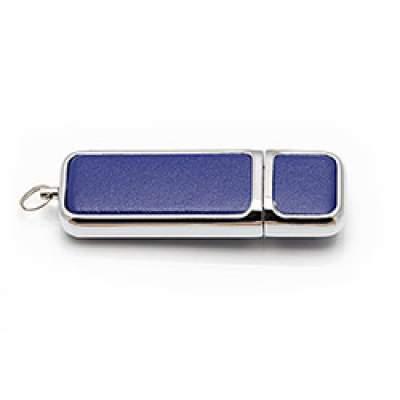 Флешка KJ001 (синий) 64 гб