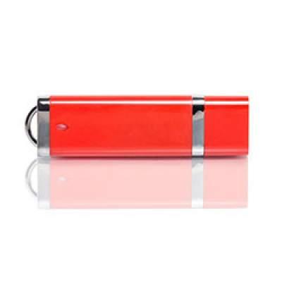 Флешка PL003 (красный) с чипом 8 гб