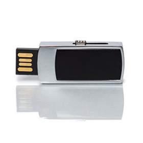Флешка MN003 (черный) с чипом 4 гб