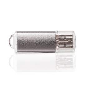 Флешка PM006 (серебро) с чипом 16 гб