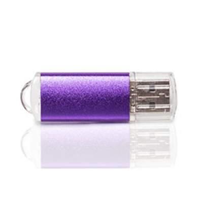 Флешка PM006 (фиолетовый) с чипом 4 гб