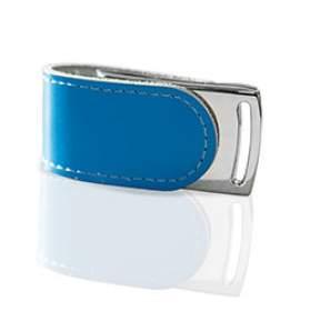 Флешка KJ020 (голубой)   32 гб