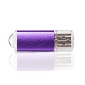 Флешка PM006 (фиолетовый) с чипом 32 гб