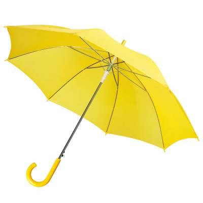 Зонт трость с логотипом компании