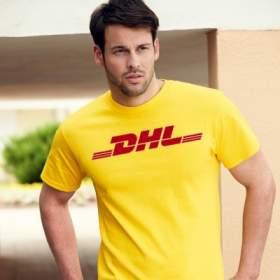Промо футболки с логотипом